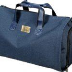 Traveler's Bag w:plate BLUE